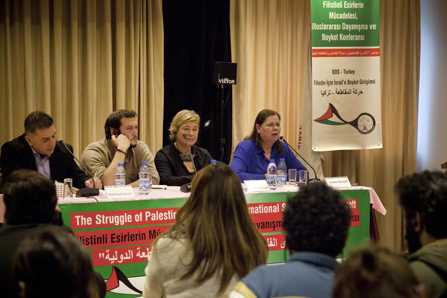 BDS-Turkiye-esirler-konferansi