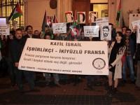 BDS Türkiye: İsrail işbirlikçisi ikiyüzlü Fransa yargısının kararını kınıyoruz