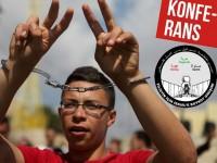 BDS Türkiye'den konferans: Filistinli Esirlerin Mücadelesi, Uluslararası Dayanışma ve Boykot
