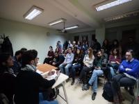 """""""Filistin öğrenci hareketi, dayanışma ve ortak mücadele"""" paneli gerçekleşti"""