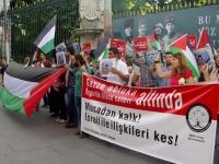 İsrail saldırılarına karşı boykot çağrısı: 'Görüşme masasından kalkın, ilişkileri kesin'