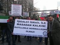 BDS Turkey: Cease negotiations with occupiers Israel