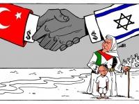 !أوقفوا المفاوضات وأعلنوا أن لا للتطبيع مع الكيان الصهيوني: إما أن تكونوا أصدقاء للشعب الفلسطيني وإما أصدقاء للصهاينة