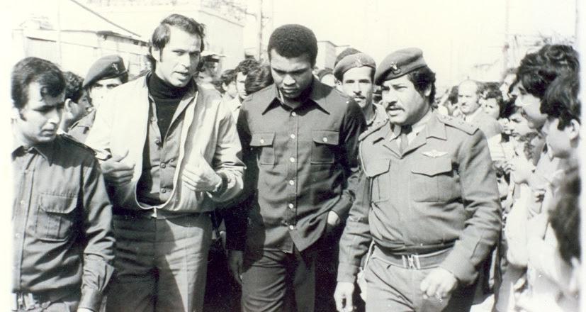 Samidoun Filistinli Tutsaklarla Dayanışma Ağı Muhammed Ali'yi anıyor