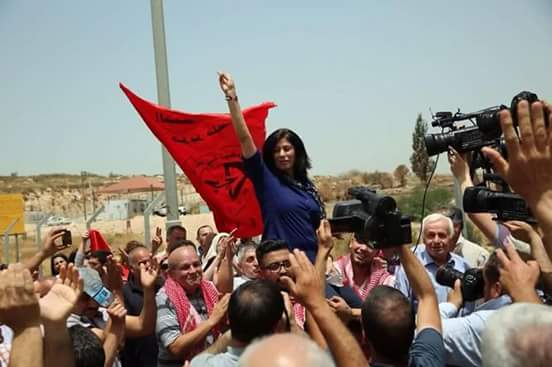 """Halide Cerrar: """"Eğer İsrail beni bu yaptıklarım için tutuklayacaksa, gelip tutuklayabilirler"""""""