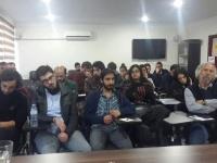 """Ankara'da """"Filistin'in Sömürgeleştirilmesinde 100. Yıla Girerken Balfour"""" paneli düzenlendi"""