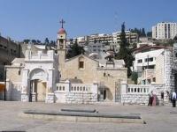 Filistin'de kiliselerden İsrail'e ezanla protesto
