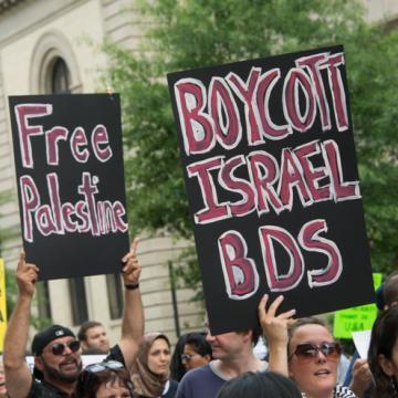 Balfour Filistin halkı için ulusal bir trajedinin başlangıcıdır, BDS ile direniyoruz