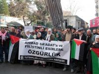 Tutsaklarla Dayanışma İnisiyatifi: Ahmad Sa'adat ve Filistinli esirlere özgürlük