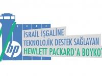 İşgale teknoloji sağlayan Hewlett-Packard'a boykot!