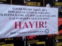 BDS Turkey: Turkish-Israeli energy cooperation is unacceptable!