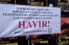 BDS Turkey: Turkish-Israeli energy cooperation is unacceptable!