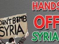FHKC: Siyonist oluşumla normalleşirken Suriye'yi yıkmaya çalışanlara karşı birlik olmalı