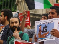 BDS Türkiye gönüllüsü Ali Ergin Demirhan serbest bırakılsın!