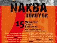 BDS Türkiye Nakba'nın yıldönümünde İsrail Konsolosluğu önüne çağırıyor