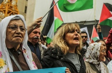 """We stand together with Palestinian captives on hunger strike"": BDS Turkey and Samidoun"
