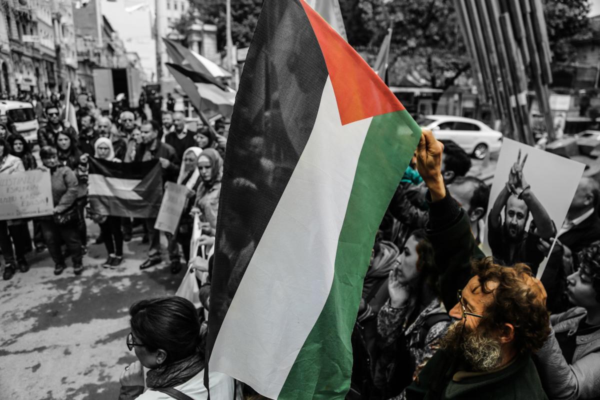 الحرية للناشط في حركة المقاطعة – تركيا (بي دي أس) هارون تورغان