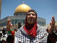 """BDS Türkiye'den Mescid-i Aksa açıklaması: """"Kudüs'ün özgürlüğü için İsrail'e boykot!"""""""