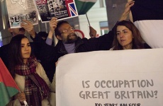 BDS Turkey vows to rip up the Balfour Declaration, end occupation