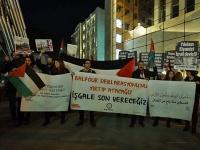 """BDS Türkiye: """"Balfour Deklarasyonu'nu yırtıp atacağız, işgale son vereceğiz"""""""