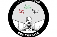 BDS Turkey declares support for Palestinians against all attempts to legitimize Israel