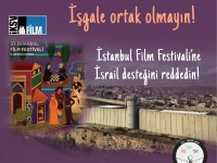 BDS Türkiye: İKSV'den İstanbul Film Festivali'ne İsrail desteğini reddetmesini talep edin