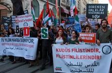 """BDS Türkiye'den Nakba'nın 70. yıldönümü ve Gazze için İstanbul, Ankara ve Adana'da eylem: """"İsrail'le her türlü işbirliğinden vazgeçin"""""""