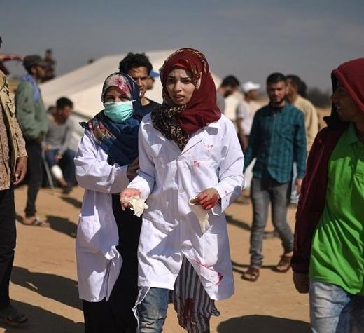 Filistinli hemşire Razan'ın öldürülmesi ve Ortadoğu'da var olma hakkı – Nazlı Koca*