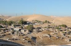 Han el-Ahmar: İki devletli çözümün planlanmış sonu