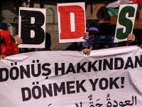 """BDS Türkiye'den Filistin Halkıyla Uluslararası Dayanışma Günü'nde eylem: """"Dönüş hakkından dönmek yok"""""""