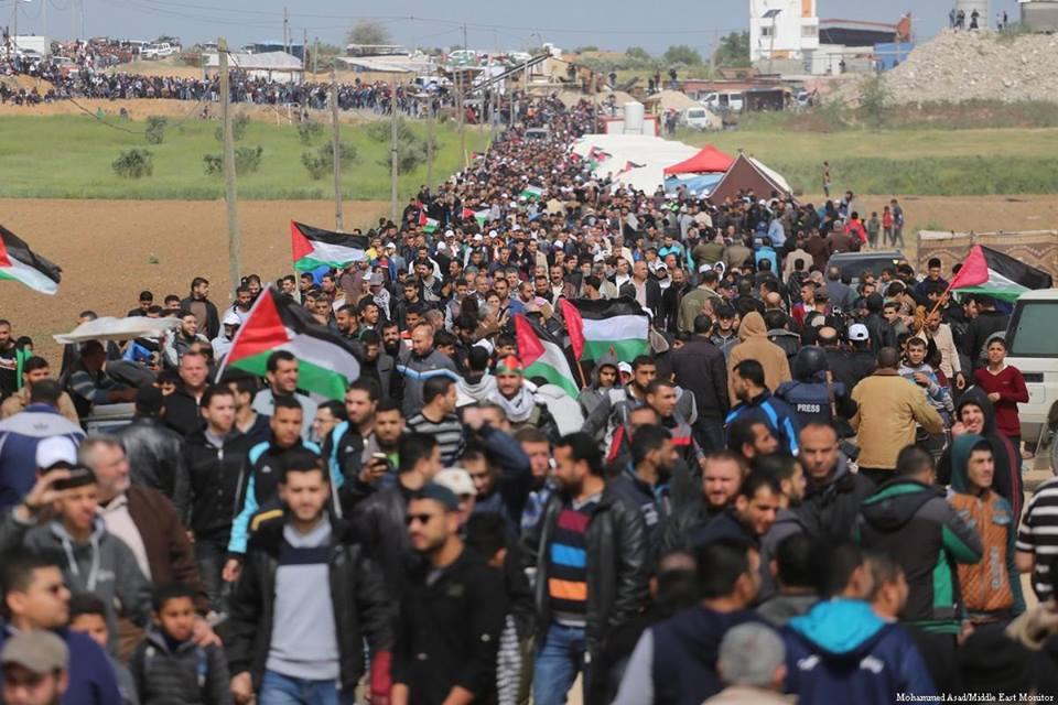 Etkinlik | Büyük Dönüş Yürüyüşü Organizasyon Komitesi üyesi Hani es-Sevabte ile söyleşi