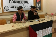 نظم تجمع المقاطعة في تركيا: العودةُ حَقٌّ لا عودةَ عنه