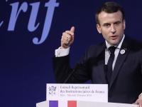 """Fransa'da aydın, akademisyen ve sanatçılardan Macron'a tepki: """"Anti-Siyonizm suç değildir!"""""""